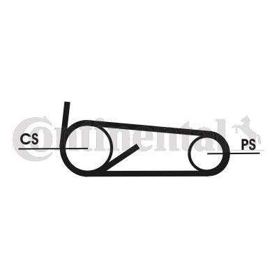 CONTITECH 4PK922ELASTT1 Поликлиновой ременный комплект Купить недорого