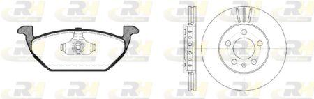 ROADHOUSE RH863302 Комплект тормозной (диски + колодки) купить недорого