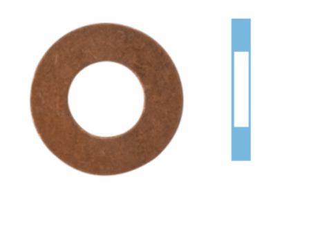 COP220116S CORTECO Резьбовая пробка, маслянный поддон для FORD KUGA