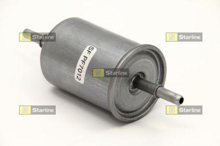 SSFPF7012 STARLINE Топливный фильтр (с клипсами) для DAEWOO LANOS