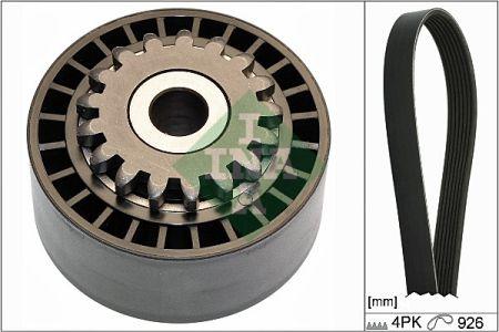 INA 529010010 Поликлиновой ременный комплект купить недорого