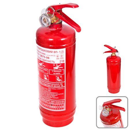 ELIT UNIOP1 Огнетушитель порошковый с манометром 1 кг заказать по низкой цене