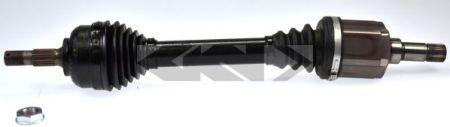 SPIDAN 0024328 Приводной вал Купить недорого