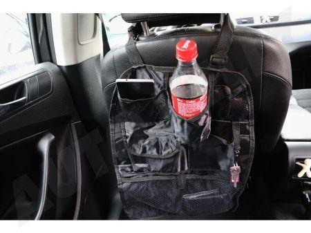 CARFACE DOCF13784 Pickpocket органайзер на заднее сидение. Черный заказать по низкой цене