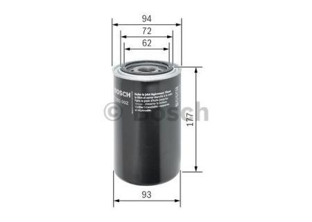 0451203002 BOSCH Масляный фильтр на VOLVO
