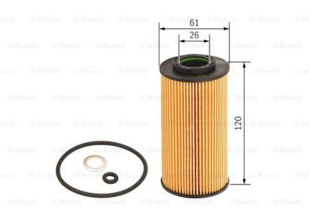 F026407062 BOSCH Масляный фильтр для HYUNDAI I30