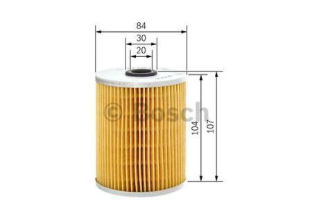 1457429174 BOSCH Масляный фильтр на SCANIA