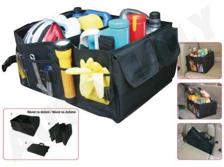 CARFACE DOCFC1011 Сумка-органайзер в багажник 56 * 39 * 26,5 см Купить недорого