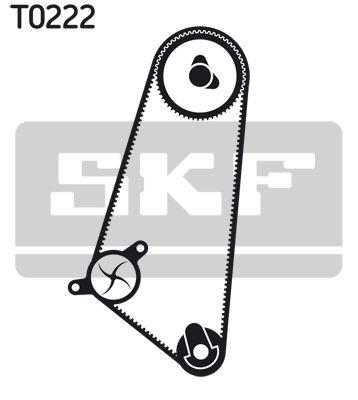 SKF VKMC01104 Водяной насос + комплект зубчатого ремня заказать по низкой цене