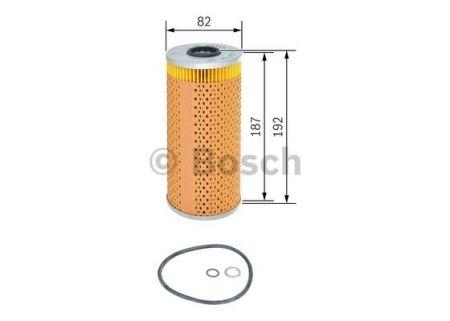 1457429104 BOSCH Масляный фильтр на BMW