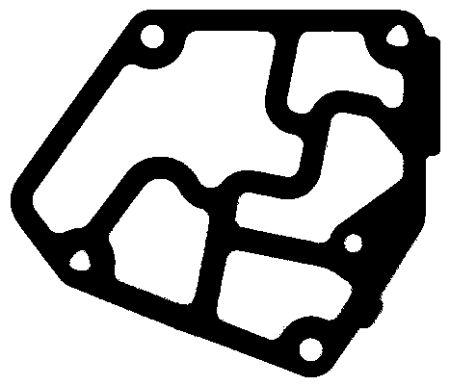 ELRING EL530841 Прокладка, корпус масляного фильтра купить недорого