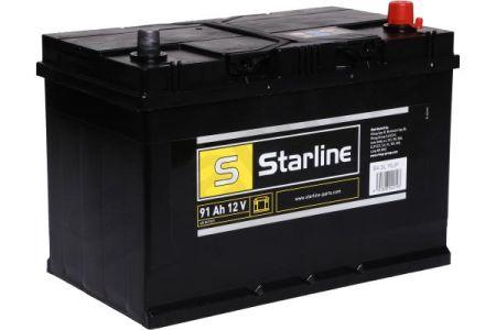 STARLINE SBASL95JP Аккумулятор STARLINE (Asia), R