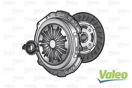VALEO V832195 Комплект сцепления Купить недорого
