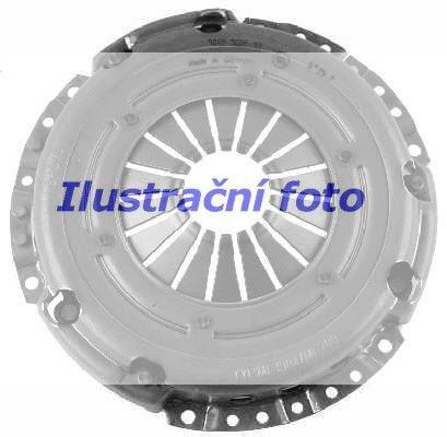 LUK 119007610 Нажимной диск сцепления заказать по низкой цене