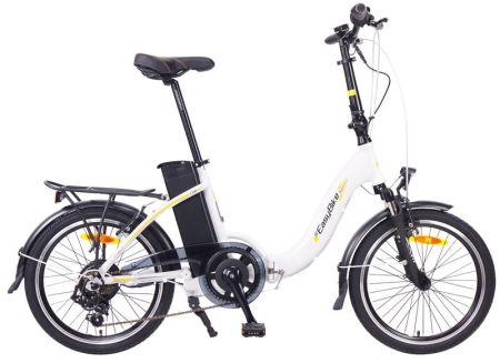 ELIT YKFB200BZ Электровелосипед Easybike Fold, диаметр колес 20