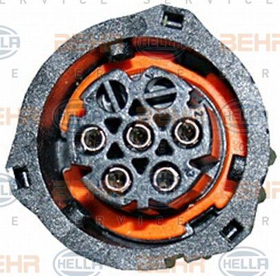 HELLA 8MV376731471 Вентилятор (комплект) купить недорого