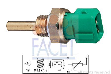 датчик температуры охлаждающей жидкости mazda 626 gc