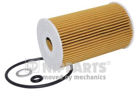 N1310508 NIPPARTS Масляный фильтр для KIA RIO