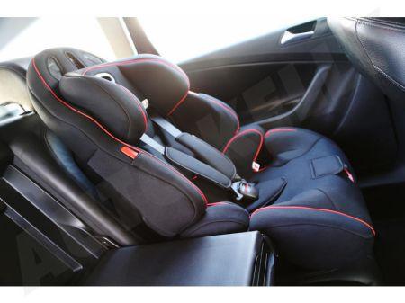 CARFACE DOCFG01BL Детское автокресло с 9-36 кг, черный заказать по низкой цене