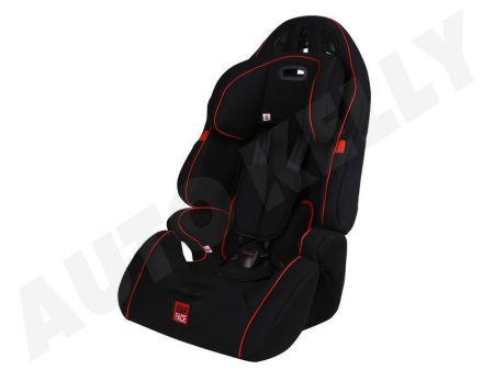 CARFACE DOCFG01BL Детское автокресло с 9-36 кг, черный Купить недорого