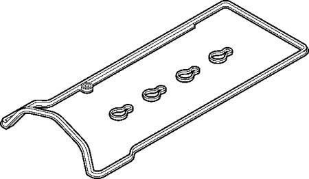 ELRING EL133670 Комплект прокладок, крышка головки цилиндра купить недорого