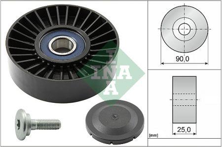 INA 532013810 Паразитный / ведущий ролик, поликлиновой ремень Купить недорого