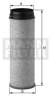 MANN CF20001 Воздушный фильтр заказать по низкой цене