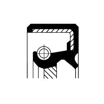 CORTECO COS19034068 Уплотняющее кольцо вала,  коробка передач; Уплотняющее кольцо, дифференциал купить недорого