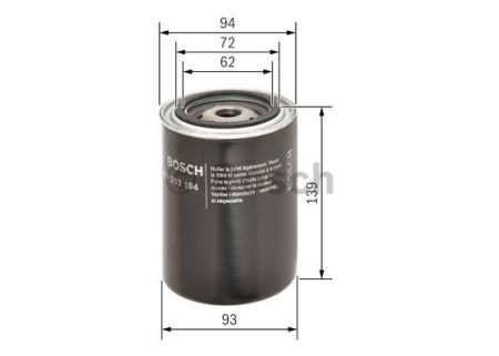0451203194 BOSCH Масляный фильтр на GAZ