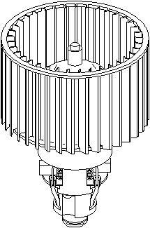 ELIT JL50615 AI-A6 94-/ Внутренный вентилятор  заказать по низкой цене
