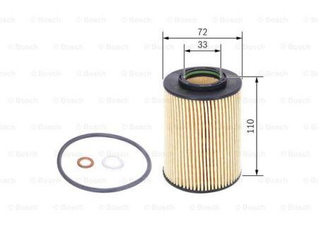 BOSCH F026407061 Масляный фильтр Купить недорого