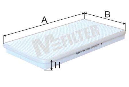 MFILTER K906 Воздушный фильтр купить недорого