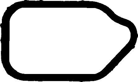 ELRING EL356140 Прокладка, картер рулевого механизма заказать по низкой цене