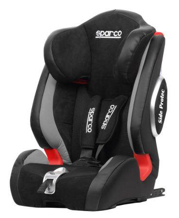 SPARCO DOSPCF1000KIGR Детское кресло с 9-36 кг с системой ISOFIX Купить недорого