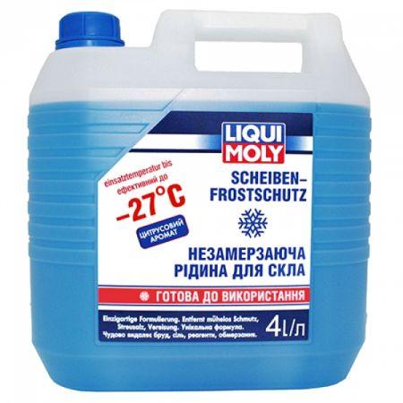 LIQUI MOLY LIM8806 Незамерзающая жидкость для стекла (-27°C) / 4л Купить недорого