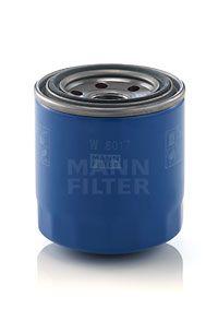 MFW8017 MANN Масляный фильтр для HYUNDAI VELOSTER