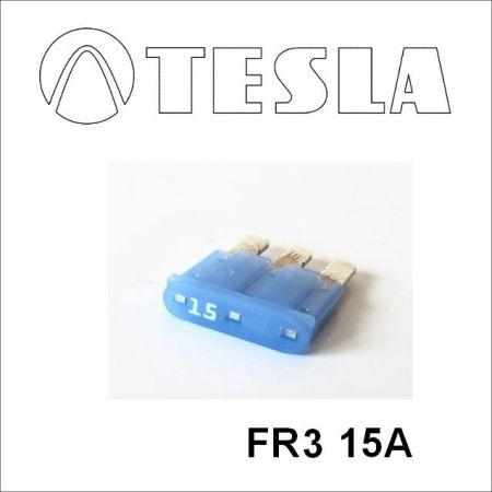 TESLA TESFR315A10 Предохранитель MICRO3 15A Купить недорого