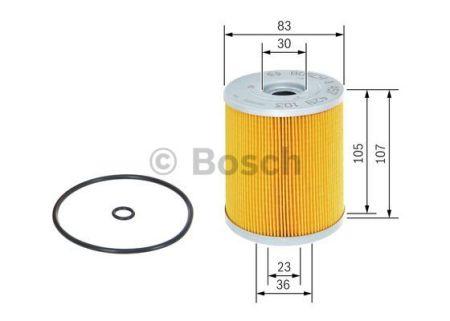 1457429103 BOSCH Масляный фильтр для VW GOLF