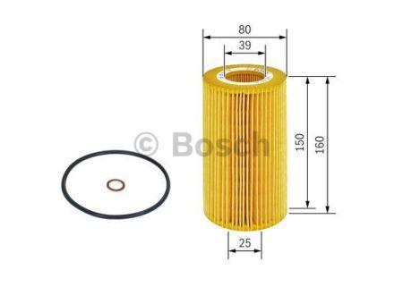 1457429141 BOSCH Масляный фильтр на BMW