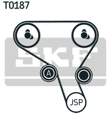 SKF VKMA06503 Комплект ремня ГРМ купить недорого