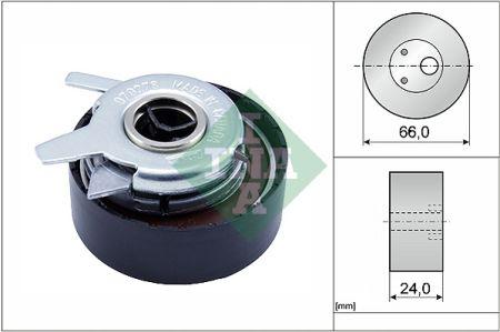 INA 531027630 Натяжной ролик, ремень ГРМ купить недорого