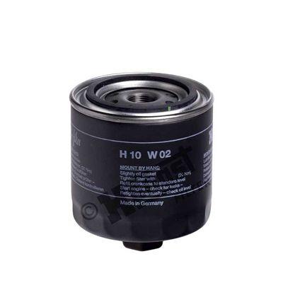 H10W02 HENGST Масляный фильтр на SCANIA