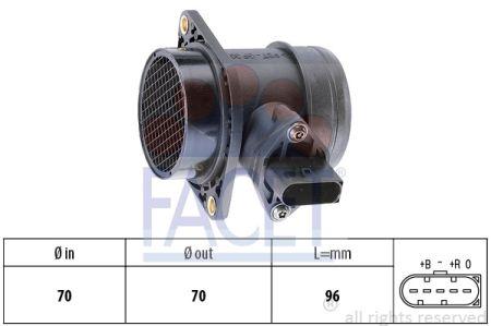 FACET FA101284 Расходомер воздуха купить недорого