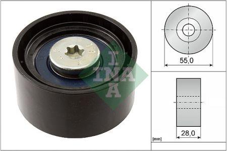 INA 532055610 Паразитный / ведущий ролик, поликлиновой ремень купить недорого