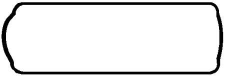 ELRING EL559431 Прокладка, крышка головки цилиндра купить недорого