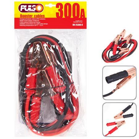 ELIT UNISC25300 Провода для прикуривания  PULSO 300А 2,5м Купить недорого