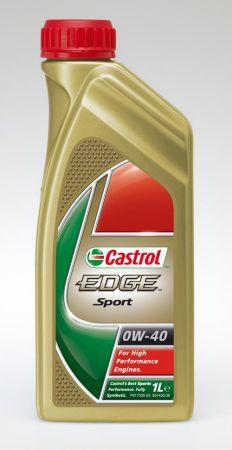 CASTROL CASEDGE0W401 Моторное масло CASTROL EDGE / 0W40 / 1л. / (ACEA A3/B4 ) Купить недорого