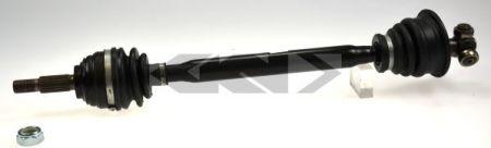 SPIDAN 0024165 Приводной вал заказать по низкой цене