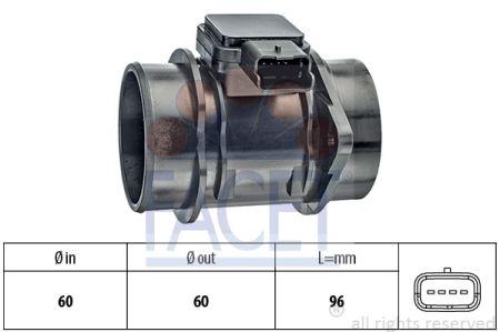 FACET FA101301 Датчик влажности воздуха Купить недорого