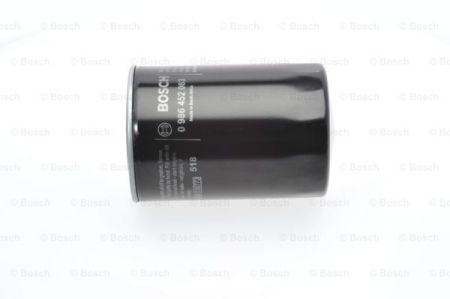 0986452063 BOSCH Масляный фильтр на MITSUBISHI